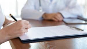 Aufklärungsbogen Einwilligung Medizinrecht