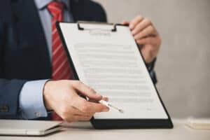 Versicherungsvertrag